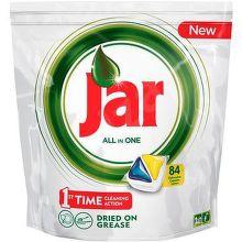 Jar Yellow 84 ks - tablety do umývačky riadu