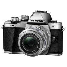 Olympus E-M10 Mark II + 14-42 Kit (strieborný)