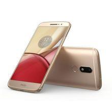 Motorola Moto M Dual zlatý