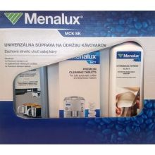 Menalux MCK SK sada na údržbu kávovarov