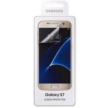 SAMSUNG Ochranná fólia pre Galaxy S7 (priehľadná)
