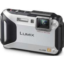 Panasonic Lumix DMC-FT5 strieborný