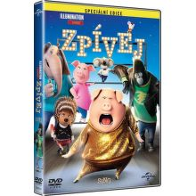 Zpívej - DVD film