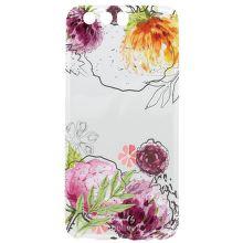 Mobilnet Gumené puzdro Huawei P10 Flower
