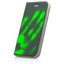 Mobilnet Knižkové puzdro Huawei P9 Lite 2017 zelené