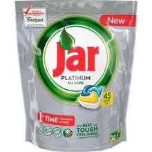 Jar Platinum 45ks tablety do umývačky riadu