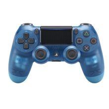 Sony PS4 DualShock 4 v2, priehľadný modrý