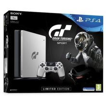 PlayStation 4 Slim, 1TB, Gran Turismo Sport Limited Edition