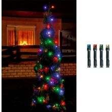 Somogyi LED 208C/M farebná svetelná reťaz