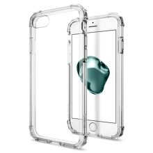 SPIGEN iPhone 7/8 Case Crystal Shell, transparentné
