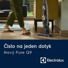 Nový Electrolux PURE Q9