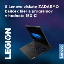 Balíček hier k notebookom Lenovo