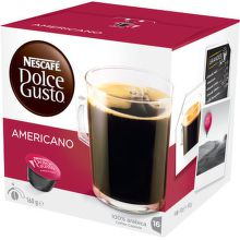 Nescafé Dolce Gusto Americano (16ks)