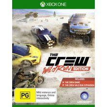 XBOX ONE The Crew: Wild Run Edition