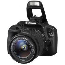 Canon EOS 100D + EF-S 18-55 IS STM + LP-E12