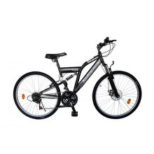 "OLPRAN Laser Disc 26"", Bicykel, čierna"