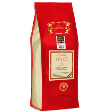 Caffellini Crema Dolce zrnková káva (1kg)