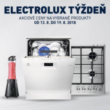 Electrolux týždeň