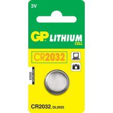 GP CR2032 1ks - lítiová gombíková batéria