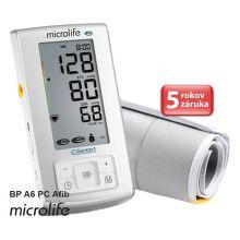 MICROLIFE BP A6 PC Afib, automatický tlakomer