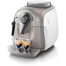 PHILIPS SAECO HD8651/19 X small (šedá) - Automatické espresso