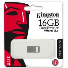 KINGSTON 16GB USB DT MICRO 3.1