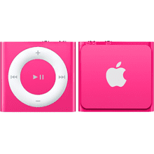 Apple iPod Shuffle 2GB (růžový) MKM72HC/A