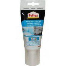 PATTEX Sanitárny silikón - biely 50 ml