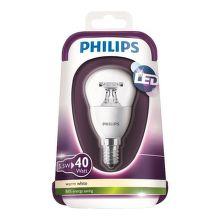 PHILIPS LED 40W E14 WW 230V P45 CL ND/4