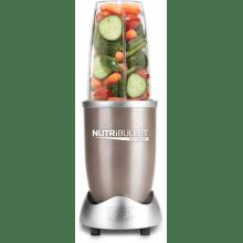 NUTRIBULLET PRO FAMILY, 900 W (zlatá) - Smoothie mixér