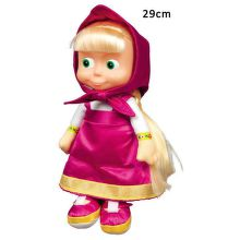 Bábika Máša  29 cm - so zvukom