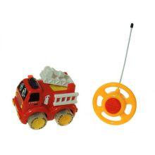 CHL Detské požiarnicke autíčko, svetlo, zvuk