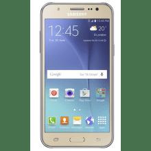 Samsung J500F Galaxy J5 Duos (zlatý)