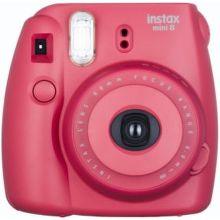 Fujifilm Instax Mini 8 Raspberry (červený)