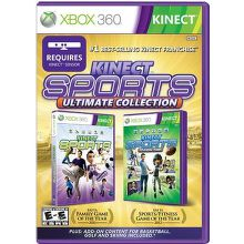 XBOX360 - KINECT SPORTS ULTIMATE - KINECT SPORT 1+2