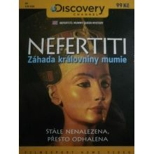 Nefertiti: Záhada královniny mumie - DVD film