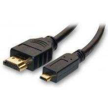 Niceboy N81 - kábel HDMI - micro HDMI, 2m