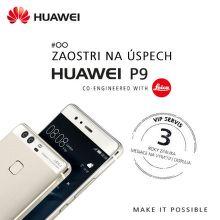 VIP servis na Huawei P9