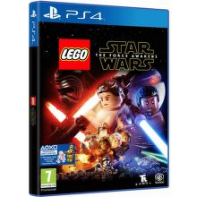 LEGO Star Wars: The Force Awakens - hra na PS4