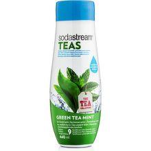 Sodastream Green Tea mätový sirup (440ml)