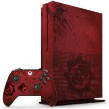 Microsoft Xbox One S, 23N-00009 (červena)