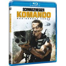 Komando - Blu-Ray film
