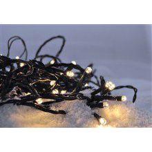 SOLIGHT 1V53-WW 50 LED, Vonkajšia vianočná reťaz
