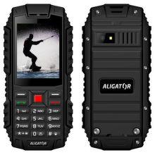 Aligator R12 (čierna)