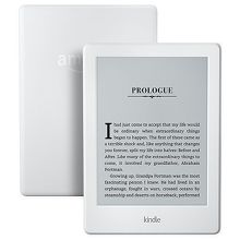 Amazon Kindle 8 Touch (biely)