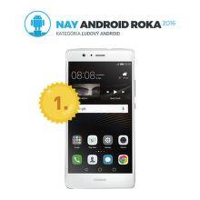 Huawei P9 Lite Dual SIM (biely)