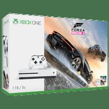 Microsoft Xbox One S 1 TB (biela)+Forza Horizon 3