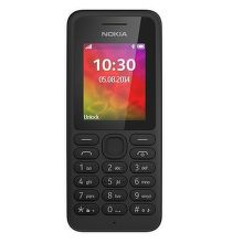 Nokia 130 Dual SIM (čierny)