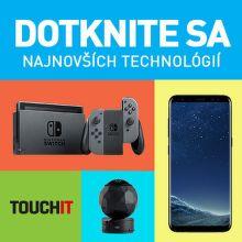 Dotknite sa najnovších technologií