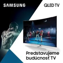Predstavujeme QLED televízory Samsung
